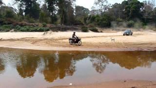 preview picture of video 'Excursion autour de Savannakhet'