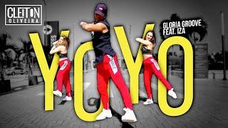 Gloria Groove   YoYo Feat. IZA (COREOGRAFIA) Cleiton Oliveira  IG: @CLEITONRIOSWAG