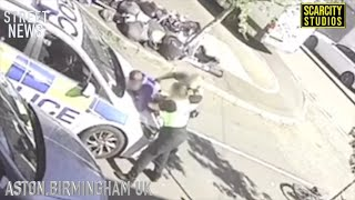 Birmingham uk Cop Suspended After New Assault Claims In Aston Emerge #cctv #Streetnews
