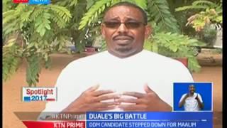 Garissa township parliamentary race is on as House majority leader Aden Duale battles Farah Maalim