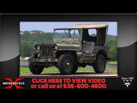 Video of '48 Jeep - QXKO