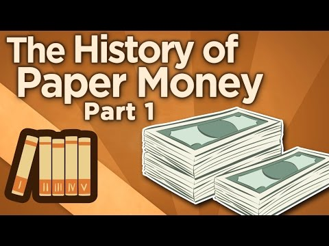 The History of Paper Money - I: Origins of Exchange - Extra History