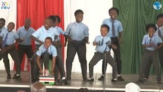 Electrifying performance by St Alloice Nairobi at the Music festival