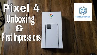 Google Pixel 4 Unboxing - Everything You Need To Know