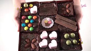 SistaCafe Channel : วิธีทำเค้กบราวนี่