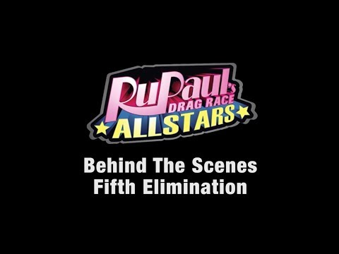 *SPOILER* 5th Eliminated Queen RuPaul's All Stars 3: Behind the Scenes