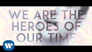 Måns Zelmerlöw - Heroes (Lyrics)