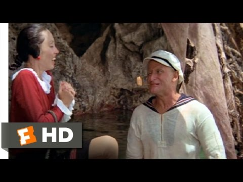Popeye (8/8) Movie CLIP - I'm Popeye the Sailor Man (1980) HD