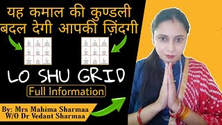 Urgent Lo Shu Grid Missing Numbers Remedies In Hindi Repeat Number Marriage