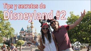 Tips Y Secretos De Disneyland #2 DR #4