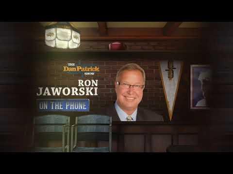Ron Jaworski Talks Cowboys, OBJ, Rams, Mahomes & More w/Dan Patrick | Full Interview | 10/8/18