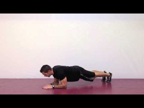Plank Tricep Extensions - FitRanX