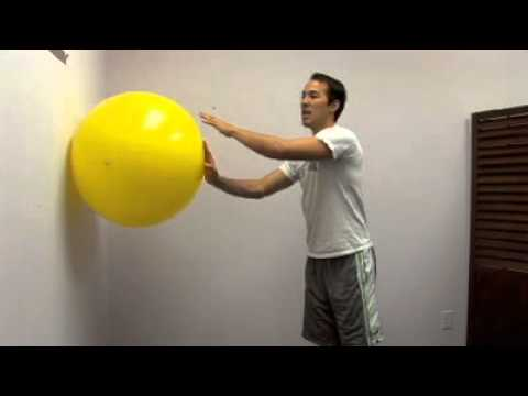 Shoulder Circles and Wall Stability with Ball