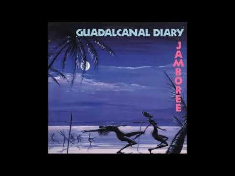Guadalcanal Diary - Spirit Train (1986)