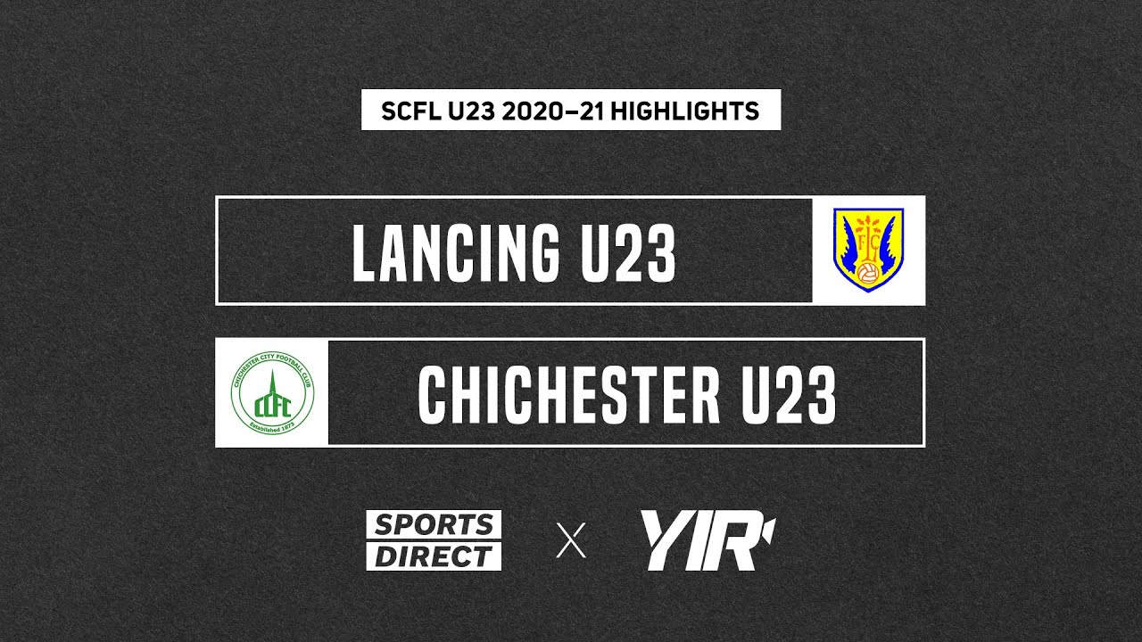 Thumbnail for Highlights: Lancing U23 2-4 Chichester City