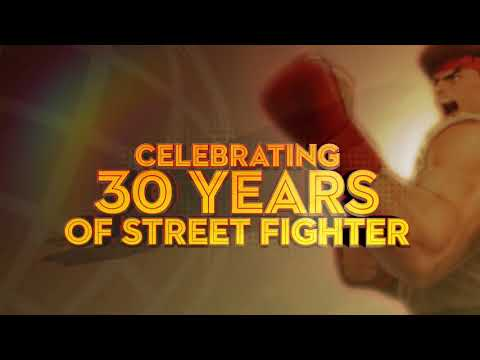 Видео № 1 из игры Street Fighter 30th Anniversary Collection [PS4]