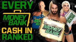 Every Money In The Bank Cash In Ranked From WORST To BEST