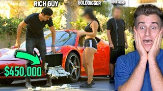 Gold Digger Gets A Nice Surprise When She Bumps Into Very Rich Guy