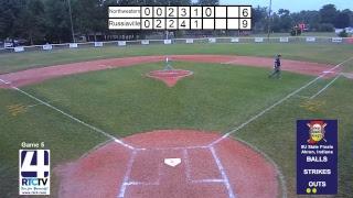 Town & Country 8U State Baseball @ Akron - Northwestern vs Russiaville