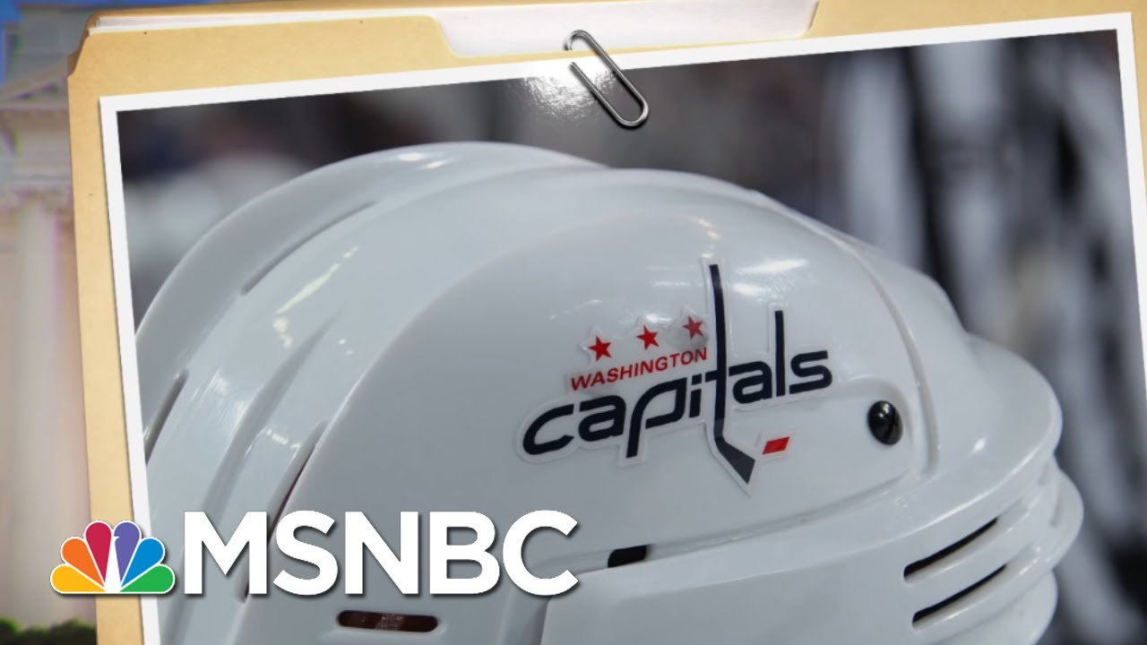The *Real* Russian Scandal Rocking Washington? The Caps | MTP Daily | MSNBC thumbnail