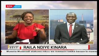 Jukwaa la KTN: Raila Odinga ndiye kinara wa NASA sehemu ya kwanza