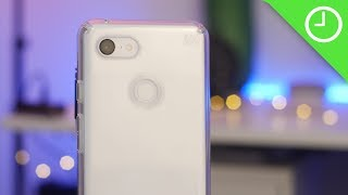 Pixel 3: Some of the best clear cases