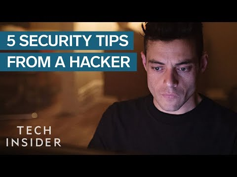 How to Protect Yourself Online According to a Former NSA Hacker