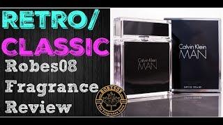 Retro: Man By Calvin Klein Fragrance Review (2007)
