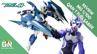 Review: MG 1/100 OO QAN T FullSaber