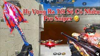 CF Legends : Chúc Toàn Thể AE Năm Mới Trở Thành Pro Sniper Hết ^^