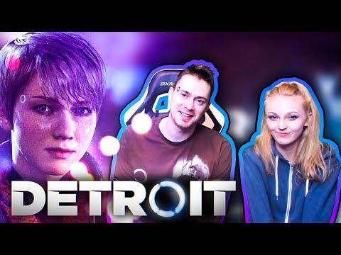 NAŠE BUDOUCNOST?! Detroit: Become Human s Míšou #1 CZ ČEŠTINA V DALŠÍM DÍLE