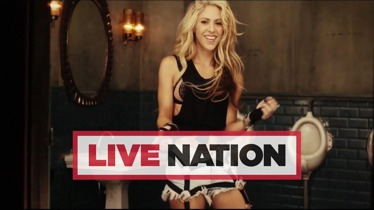 Shakira tickets tour concert information live nation uk shakira el dorado world tour m4hsunfo