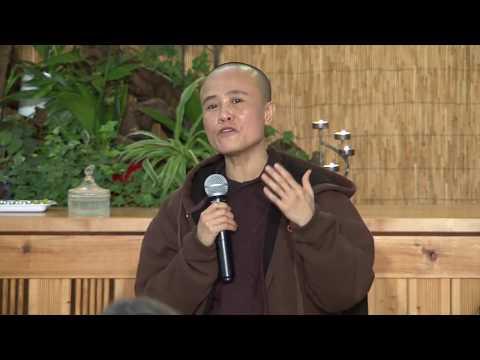 Q&A - Br Pháp Ứng, Pháp Khởi, Sr Từ Nghiêm, Thăng Nghiêm, 2017 12 10 (2/2)