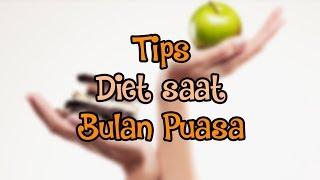Tips Puasa Sekalian Menurunkan Berat Badan