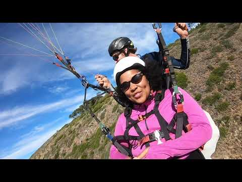 AdventureTime: Paragliding in Cape Town