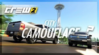 The Crew 2 - CITY CAMOUFLAGE! (Seattle Edition)
