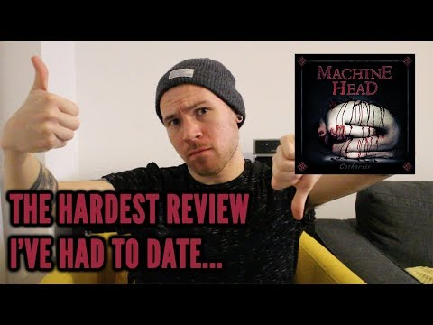 "Machine Head – ""Catharsis"" – (Album Review) 