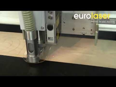 Wood veneer inlays | Laser cutting