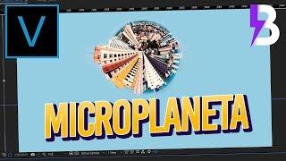 Efeito Tiny Planet (micro-planeta) no VEGAS PRO 16
