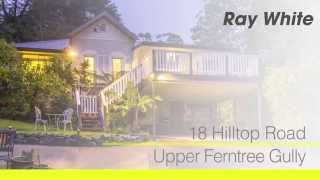 18 Hilltop Road, Upper Ferntree Gully. Agent: Matthew George 0431 632 127