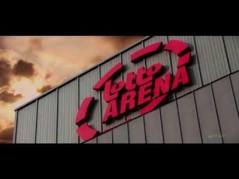 Nieuwe, duurzame verlichting in Lotto Arena Antwerpen