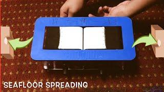 Sea Floor Spreading - Basics for Plate Tectonics