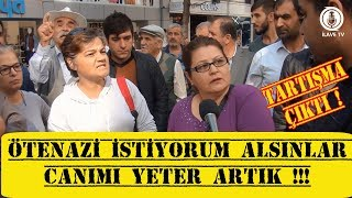 Türkiye'de Fakir Yok mu ? (Tartışma Çıktı)