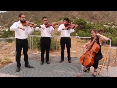 Vídeo Promocional  Cuarteto de Cuerda