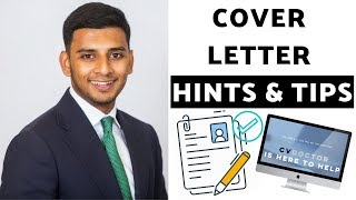 How To Write A Cover Letter That Stands Out (3 TOP TIPS!)