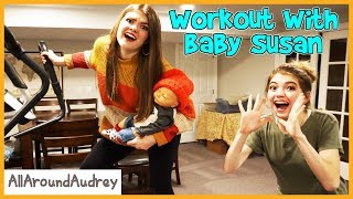 My Sister Controls My Day - I Ate Pigs Feet AGAIN! / AllAroundAudrey