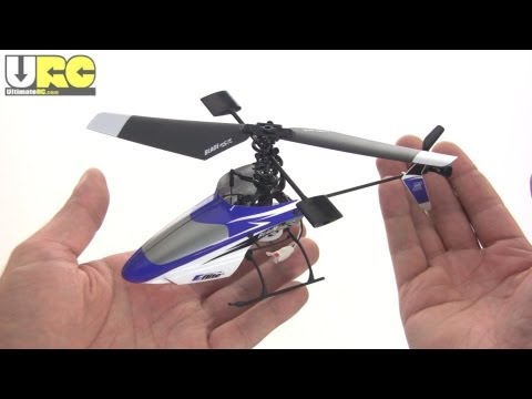 Blade mSR 4ch RTF RC helicopter reviewed