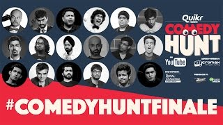 Comedy Hunt Finale: LIVE
