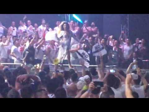 Shangela Performs at 2017 White Party Bangkok