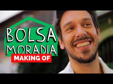 MAKING OF - BOLSA MORADIA